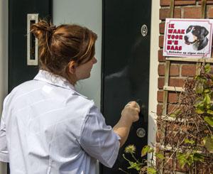 Herkenbaarheid: veiligheid voor professionele thuiszorgverleners